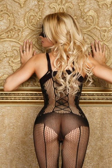 Albina, beautiful Russian escort who offers massages in Rome