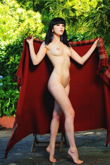 Varvara, beautiful Russian escort who offers massages in Rome