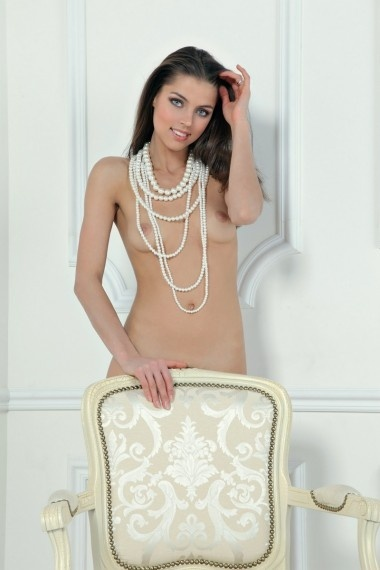 Morta, beautiful Russian escort who offers girlfriend experience in Rome
