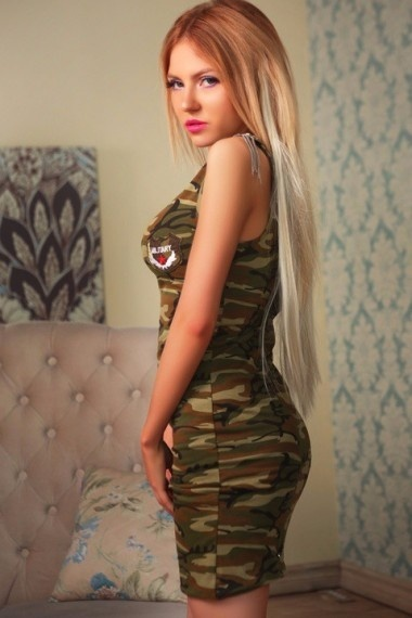 Mia, beautiful Russian escort who offers dates in Rome